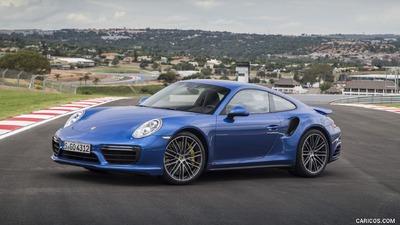 Porsche 911 Turbo picture 1