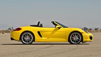 Porsche Boxter picture 1