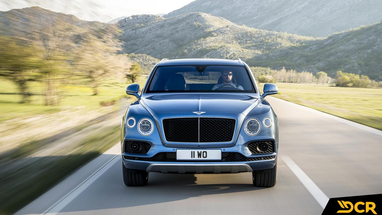Bentley Bentayga picture 1