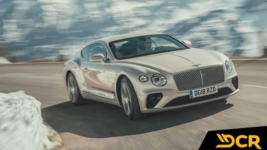 Bentley Continental GT NEW 2019