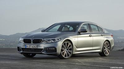 BMW 5 Series фото 1