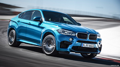 BMW X6 M picture 1