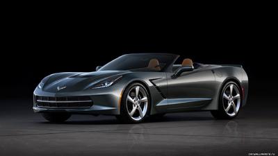 Chevrolet Corvette Stingray Convertible picture 1