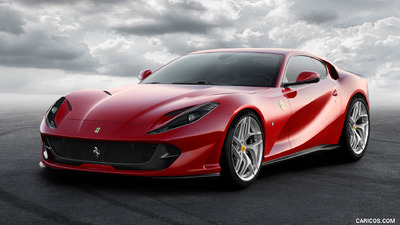 Ferrari 812 Superfast picture 1