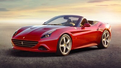 Ferrari California T picture 1