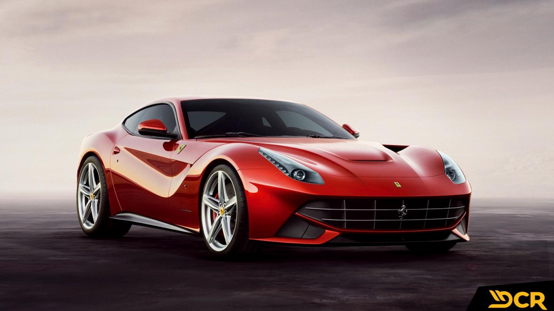 Ferrari F12 picture 1
