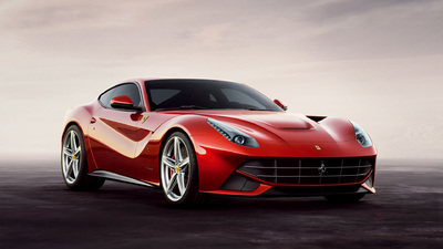 Ferrari F12 фото 1