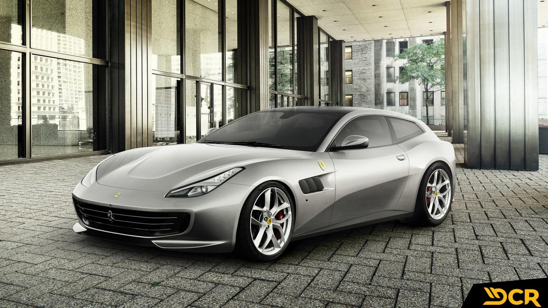 Ferrari GTC4LUSSO picture 1