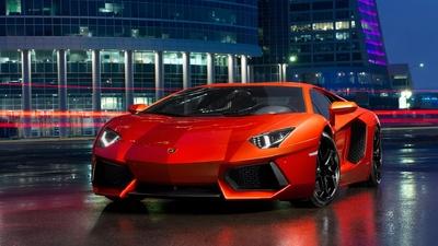 Lamborghini Aventador LP 700 picture 1