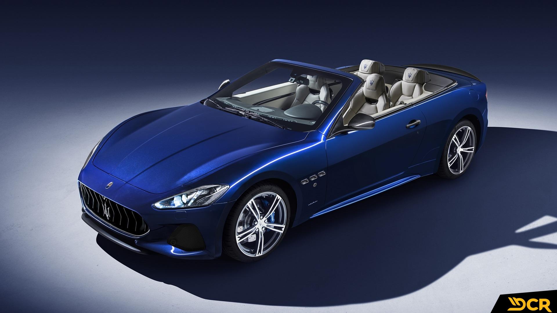 استئجار Maserati Grancarbrio في دبي