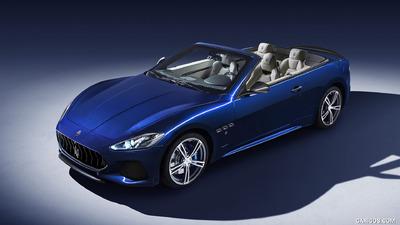 Maserati GranCabrio picture 1