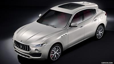 Maserati Levante picture 1