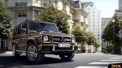 Mercedes-AMG G63 Edition фото 1