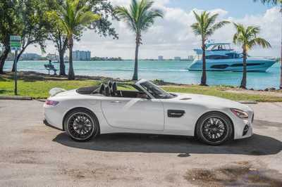 Mercedes-AMG GT S picture 1