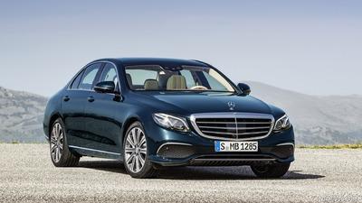 Mercedes-Benz E‑Class (E250) picture 1