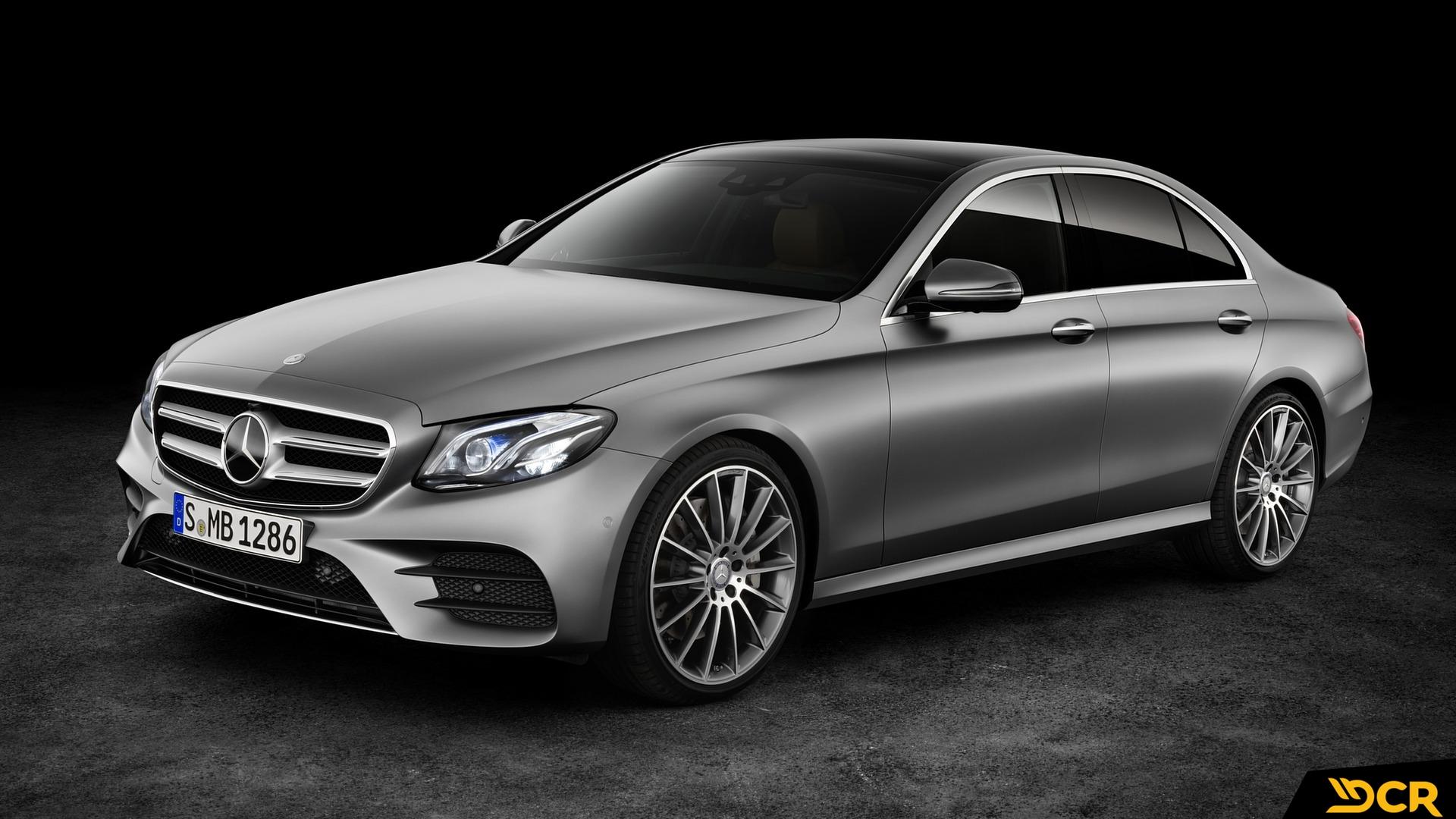 Mercedes-Benz E‑Class (E350)