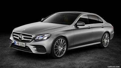 Mercedes-Benz E‑Class (E350) picture 1