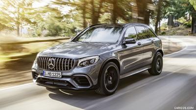 Mercedes-Benz GLC-Class (300) picture 1