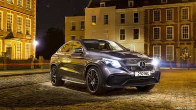 Mercedes-Benz GLE Class (63 S) picture 1