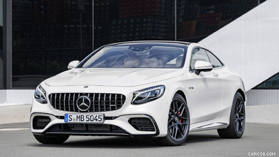 Mercedes-Benz S-Class Coupe (S63) picture 1