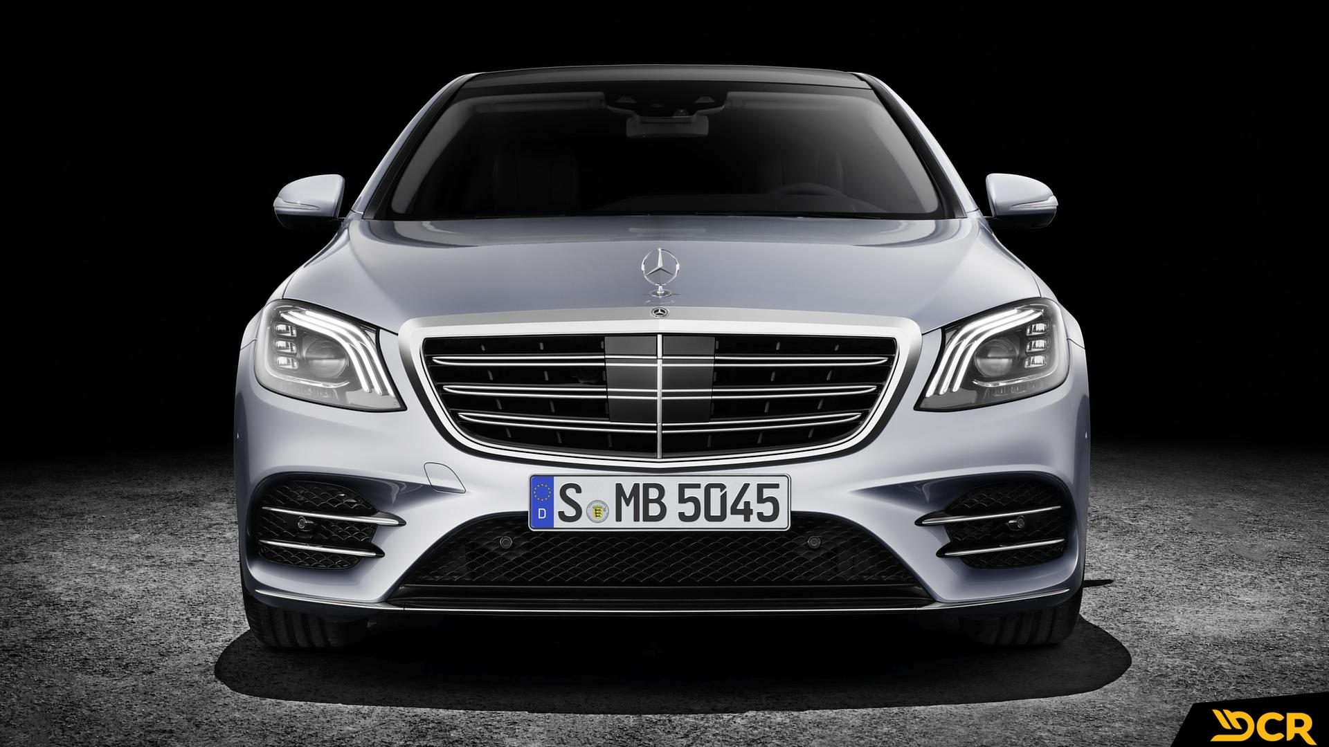 Mercedes-Benz S-Class (S600)