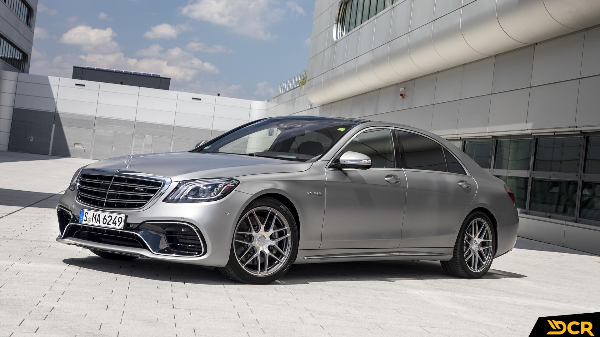Mercedes-Benz S-Class (S63)