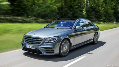 Mercedes-Maybach S‑Class (S500) picture 1