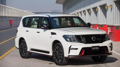 Nissan Patrol NISMO picture 1