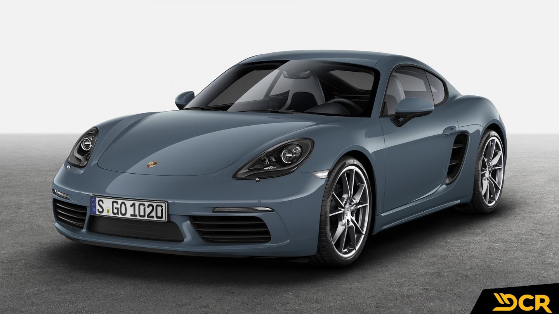 Porsche 718 picture 1