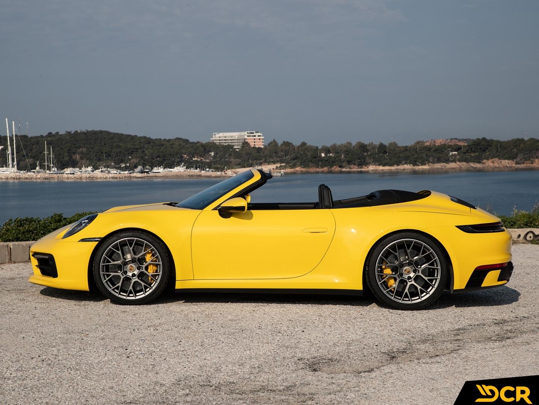 Porsche 911 Cabrio picture 1