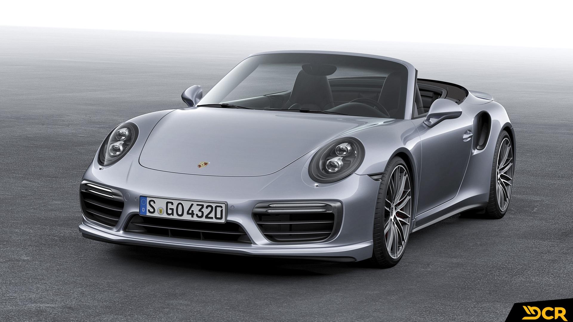 كراء سيارة PORSCHE 911 Turbo Cabriolet في دبي