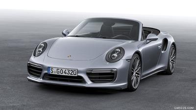 Porsche 911 Turbo Cabriolet picture 1