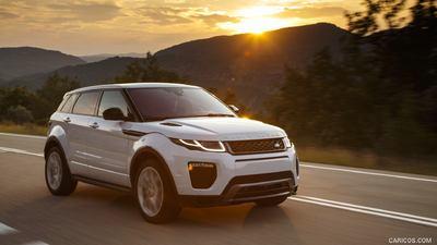 Range Rover Evoque picture 1