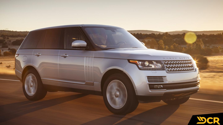 Range Rover Vogue picture 1