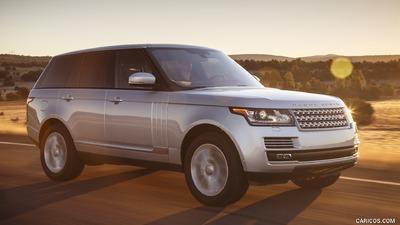 Range Rover Vogue صورة 1