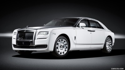 Rolls-Royce Ghost picture 1