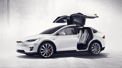 TESLA Model X picture 1