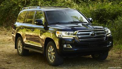 Toyota Land Cruiser фото 1